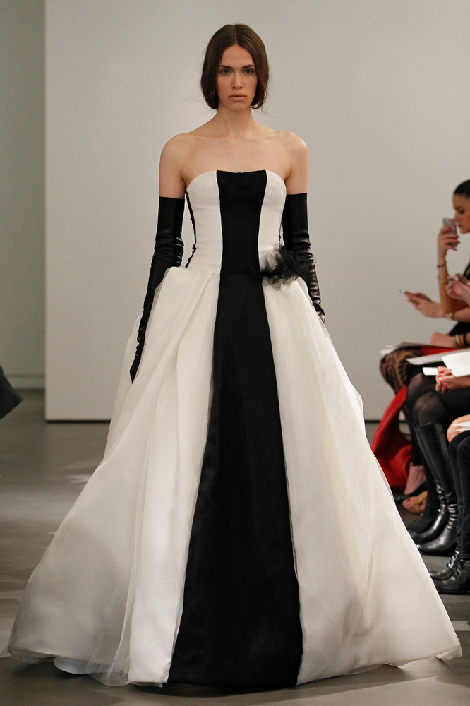 Vera wang wedding designer explains why her dresses are for Price of vera wang wedding dress