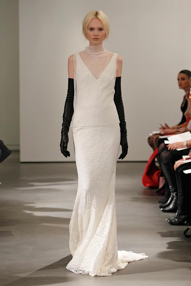 Vera wang spring 2014 bridal preowned wedding dresses for Vera wang 2014 wedding dress