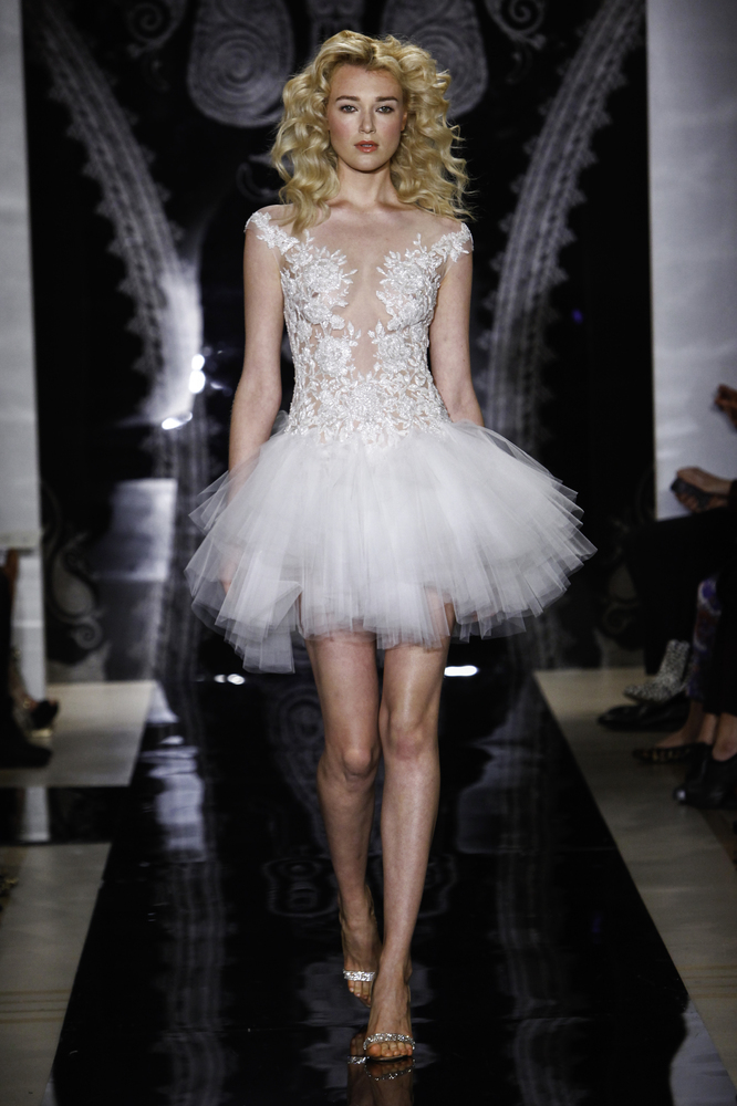 Sexy Wedding Dresses From Designers Spring/Summer 2014 Collections ...