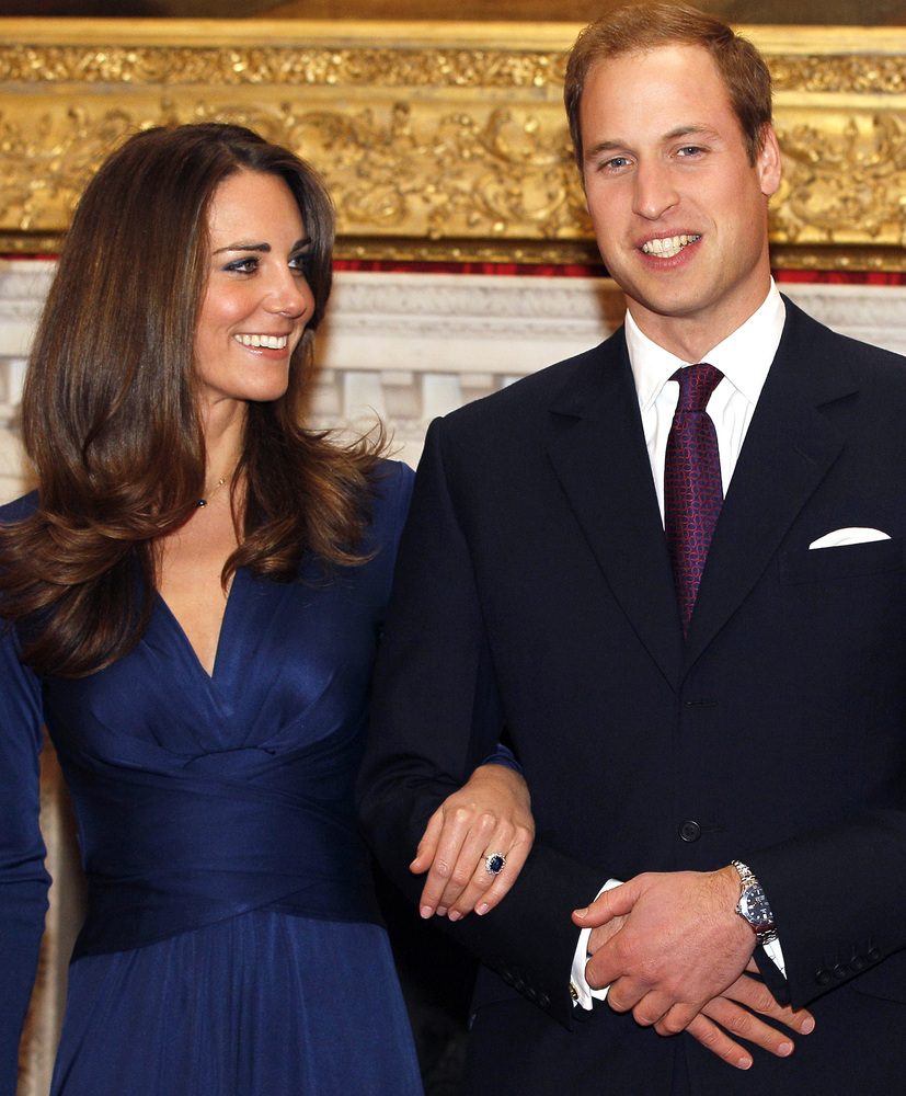 prince william kate middleton the first 2 years of their