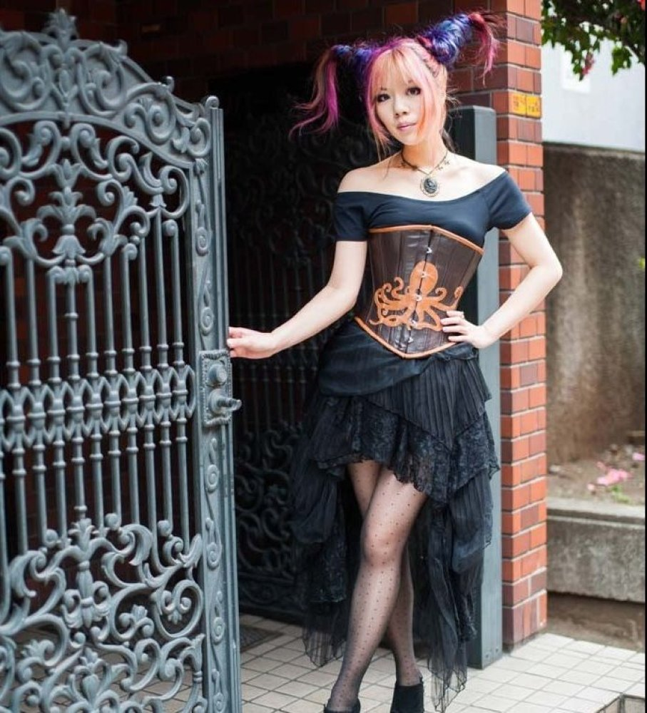 Steampunk In Japan Tokyo Subculture Style Photos Huffpost