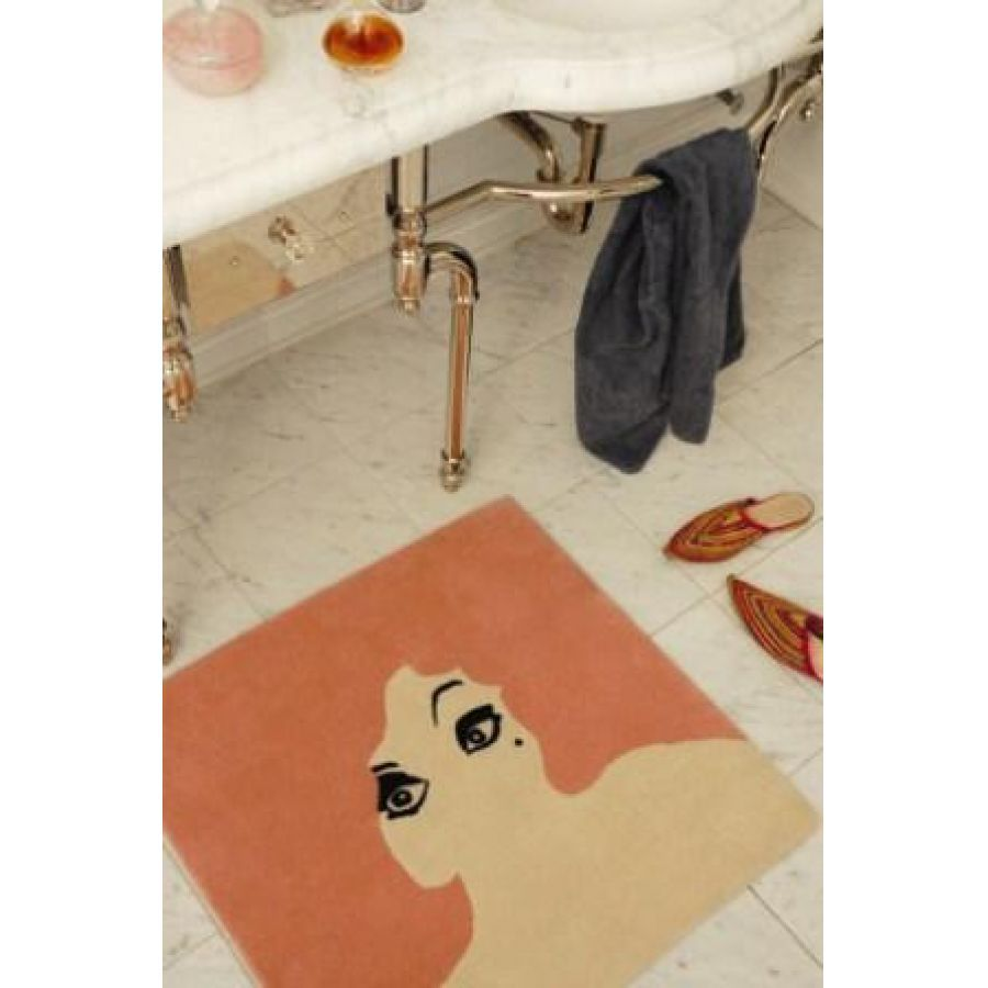 Funny bathroom rugs - 12 Quirky Bath Mats You D Actually Want To Own Photos