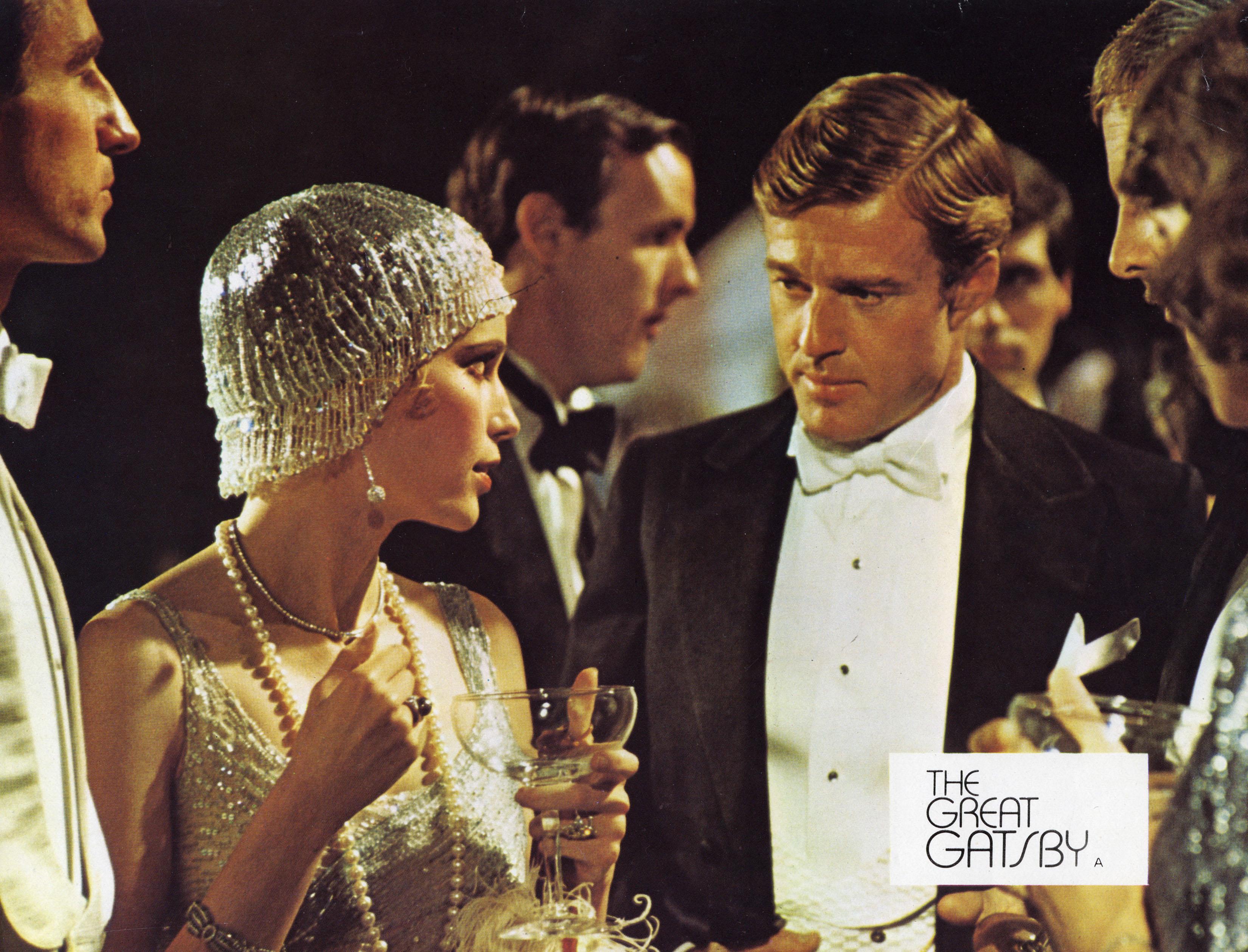 Great Gatsby Flashback: When Mia Farrow And Robert Redford ...