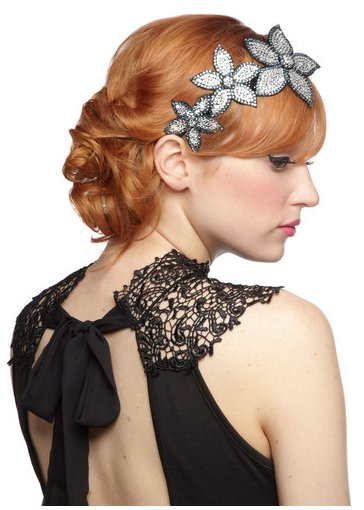 Prime Flapper Girl Hair How To Get A 1920S Waves Hairstyle Video Short Hairstyles Gunalazisus