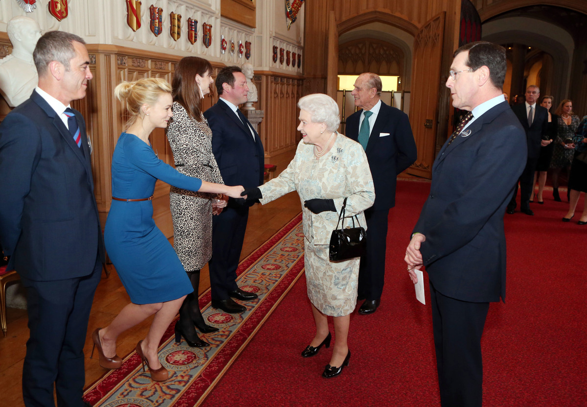 Mila Ashton Hang With Princess Beatrice And Boyfriend