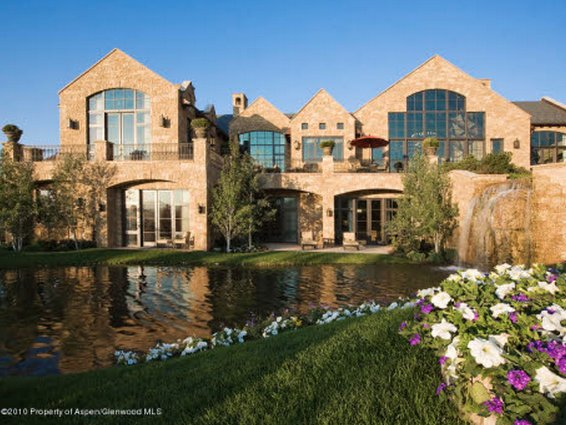 Top 10 most expensive homes in aspen colo in 2013 for Modern homes colorado