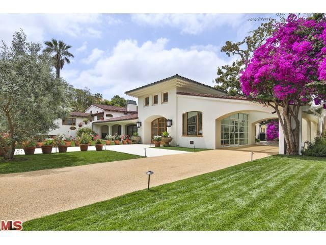 Bruce Willis House: Action Star Lists Beverly Hills