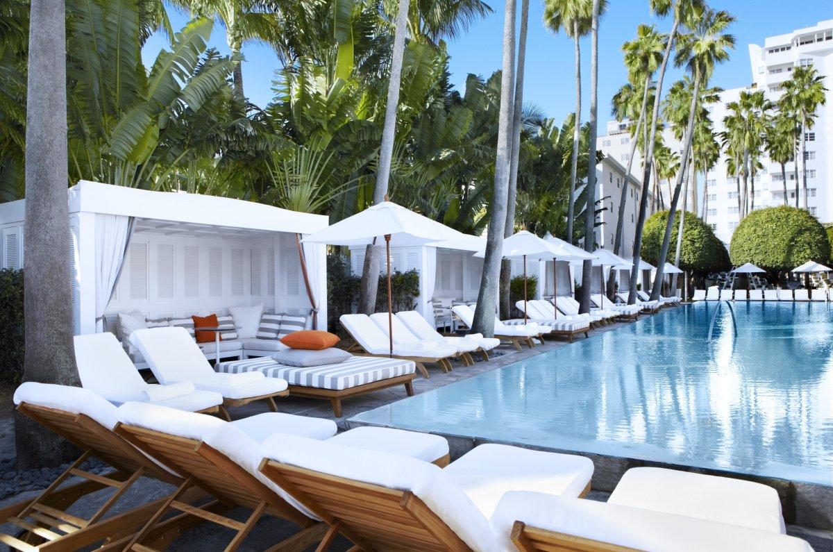 Hotel Pool Amenities Huffpost