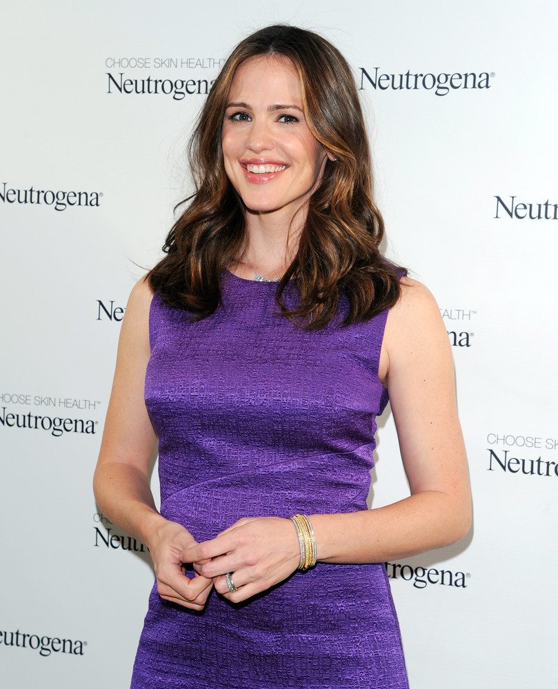 Jennifer Garner, SUPERMOM