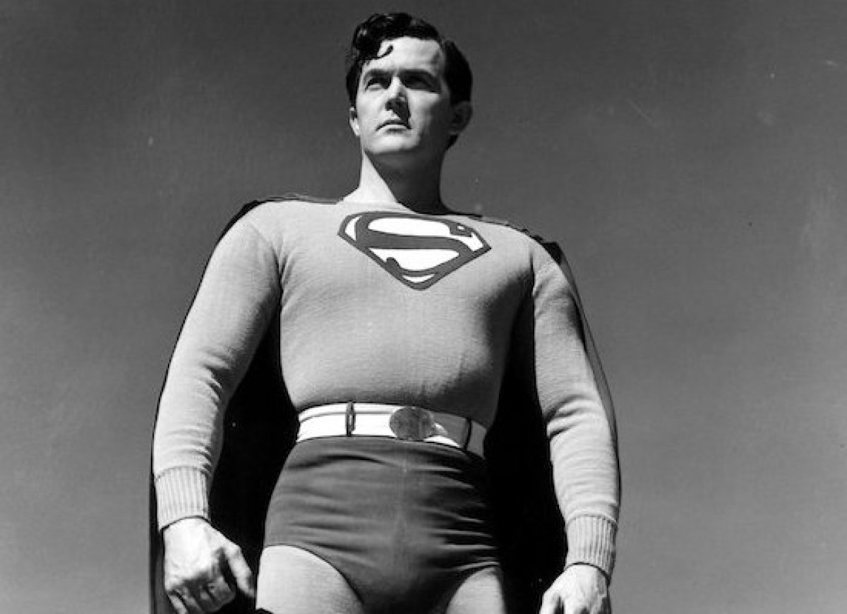 Superman 1950 Comic Superman  1950  Kirk Alyn