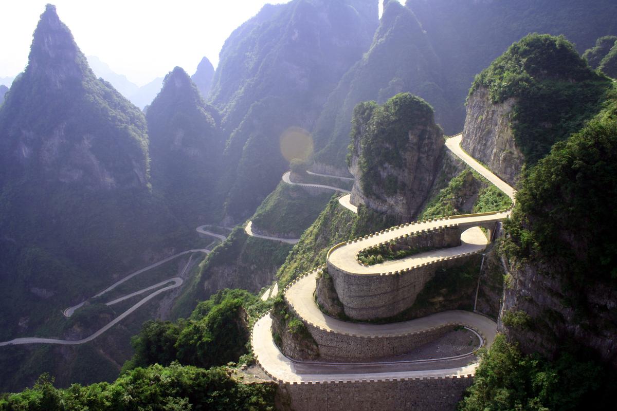 Las 9 carreteras más raras del mundo (JD)