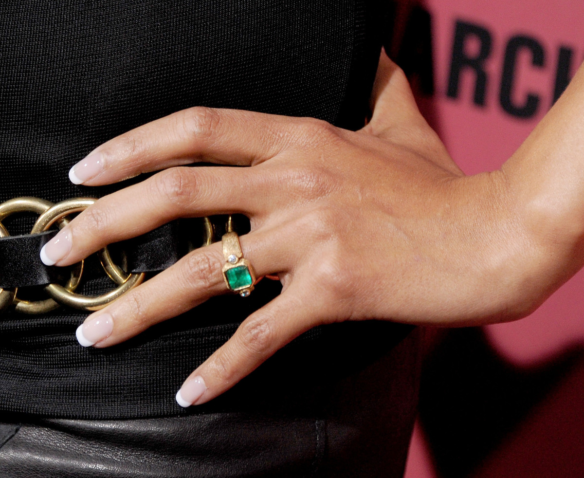 Also On Huffpost: Photo Galleries Best Offbeat Celebrity Engagement Rings