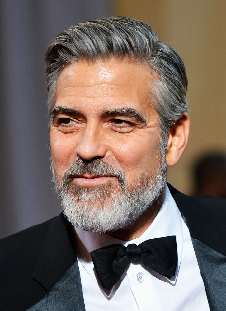 Best Haircuts For 50 Year Old Man : Post 50 celebrities with gray hair prove that age is just a number
