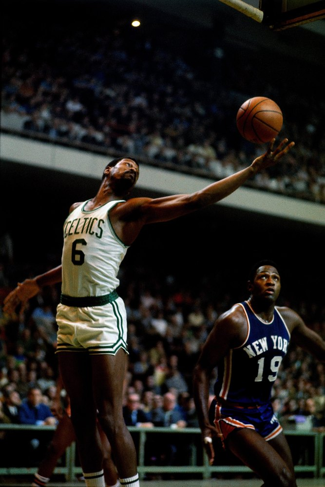 NBA Finals Game 7 History: Bill Russell Tops List Of Career Appearances, Wins | HuffPost