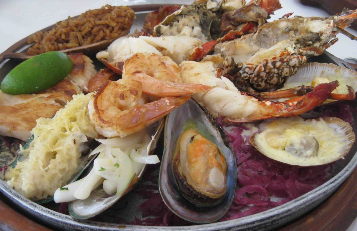 Best Seafood Restaurant In Cartagena Colombia