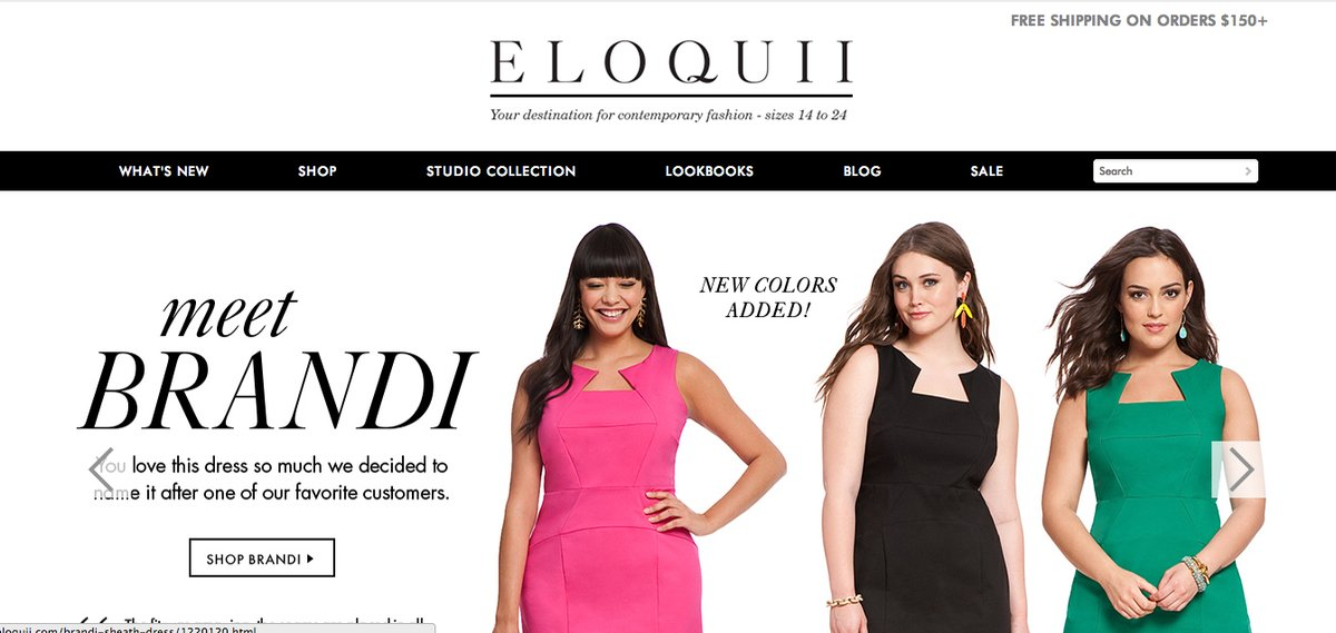 How One Online Retailer Is Changing The World Of Plus-Size Fashion ...