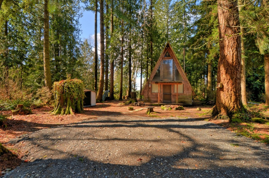 this a frame tiny home for sale would make the perfect summer getaway photos