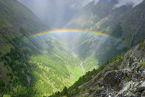 FOTOS: arcoiris por el mundo
