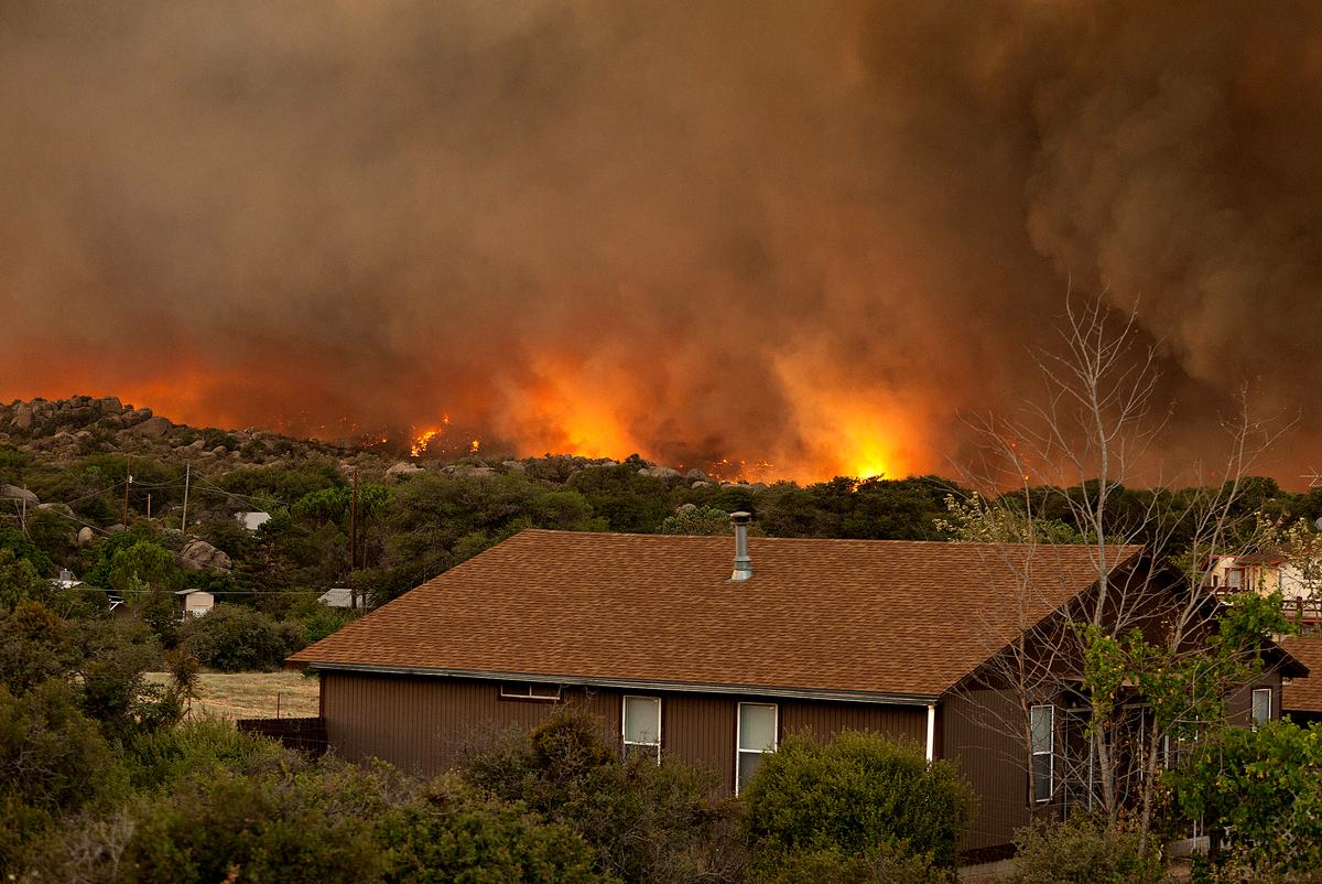 "In Loving Memory Of The 19 Members Of Arizona's Elite ""HotShot"" Firefighters Crew ~ Dedicated to Raine. Slide_306052_2640538_free"