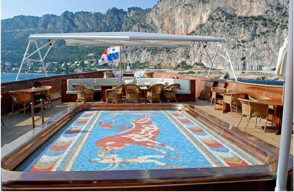 Aristotle Onassis Christina O Yacht Is On Sale For 32 4