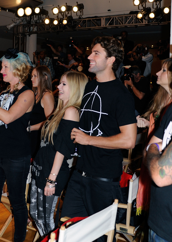 Brody Jenner And Avril Lavigne 2013