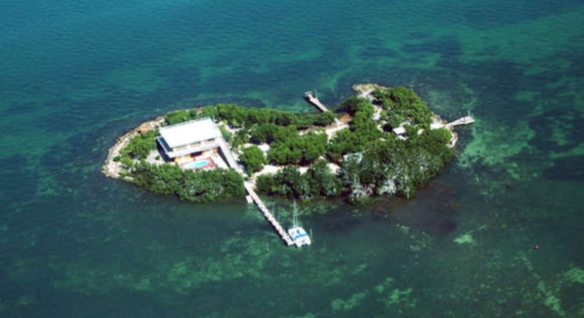 Kenny Chesney Island Home Location