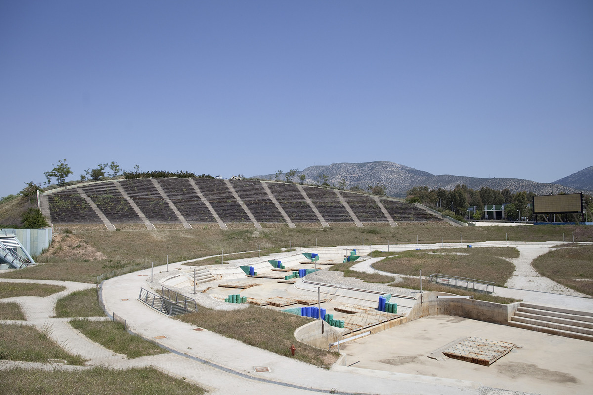 Abandoned Olympic Arenas Steemit - 30 haunting images abandoned olympic venues