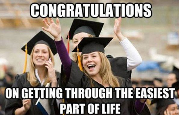 Funniest Graduation Memes | HuffPost UK