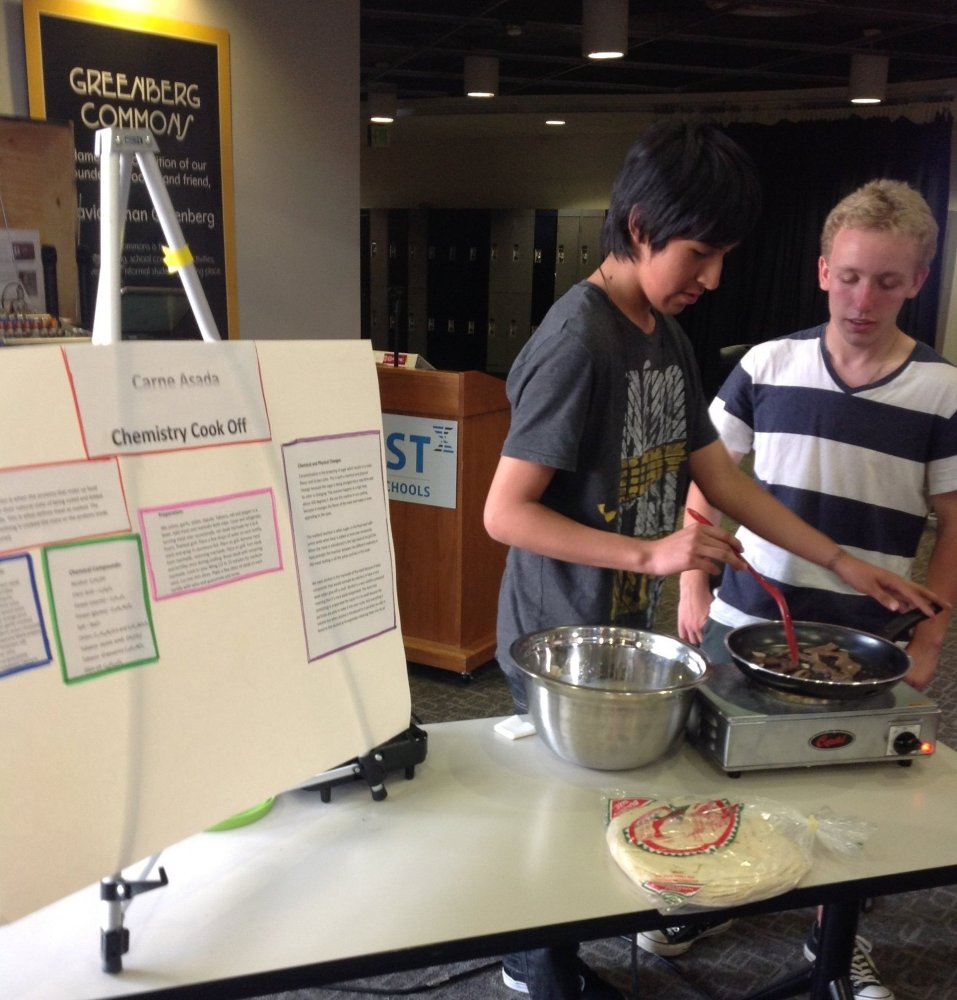 Chemistry Cook-Off: Appreciate The Science Behind The Food