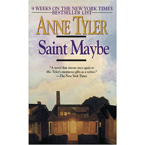 saint maybe by anne tyler bedloe Saint maybe by anne tyler - fictiondb cover art, synopsis, sequels, reviews, awards, publishing history, genres, and time period.