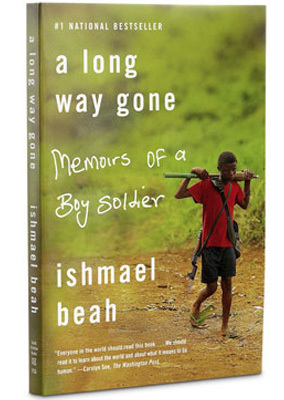 an analysis of the novel a long way gone by ishmael beah Free summary and analysis of the events in ishmael beah's a long way gone: memoirs of a boy soldier that won't make you snore we promise.
