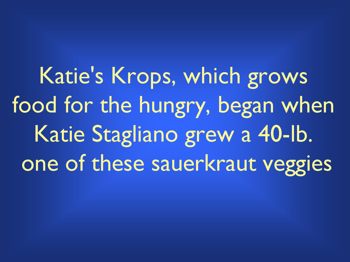 jeopardy questions the best in food trivia quiz the share this slide