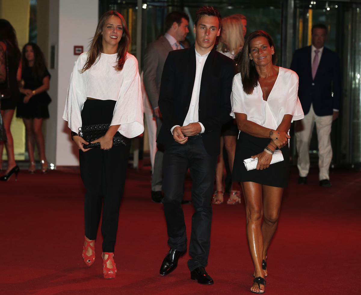 Andrea casiraghi tatiana santo domingo think