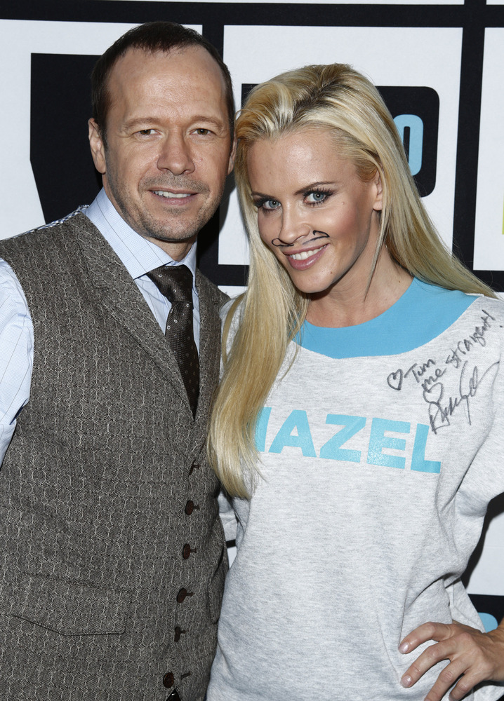 The best: is donnie wahlberg still dating natalia