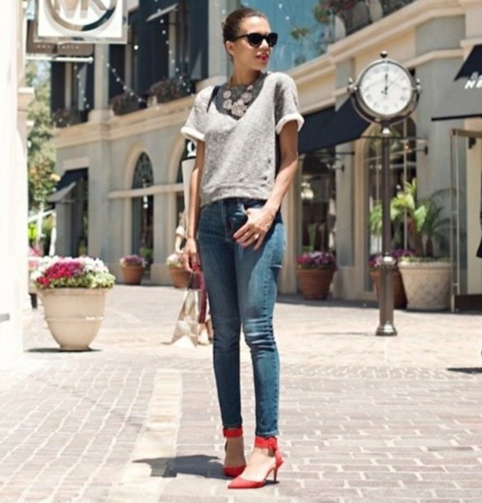 Los Angeles Street Style Huffpost