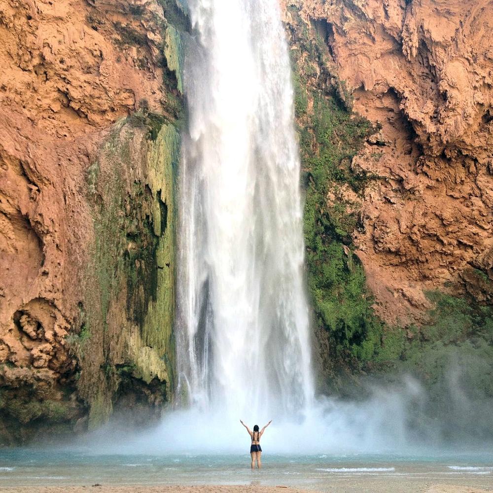 Amazing Com: The Stunningly Beautiful Natural Pool Of Lotofaga