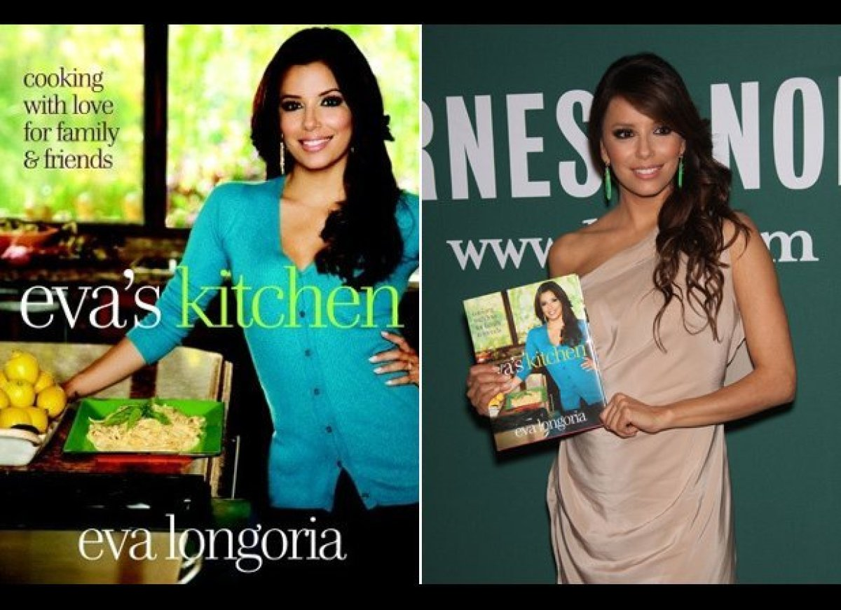 Best and Worst Celebrity Cookbooks - The Daily Meal