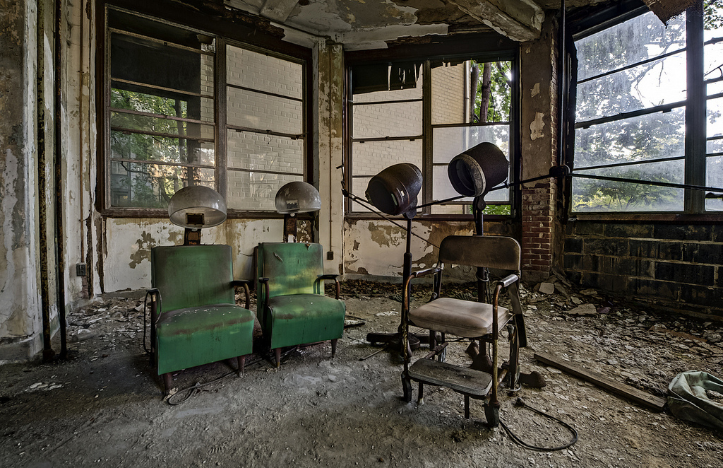 Operation Confidence These Photos Of Abandoned Asylums Will Keep You Awake Tonight
