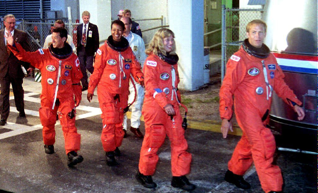 This Day In History: Mae Carol Jemison Became The First African ...