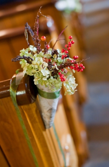 Easy Aisle Bouquets