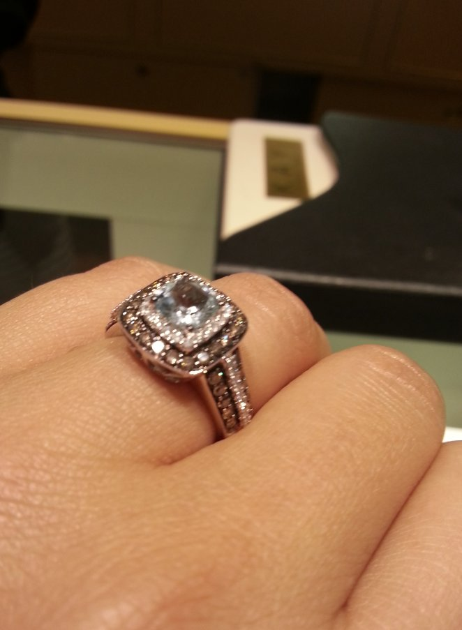 Unique Engagement Rings From Our Readers That Will Make You Swoon