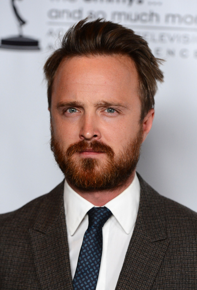 Aaron Paul Has A Messa...
