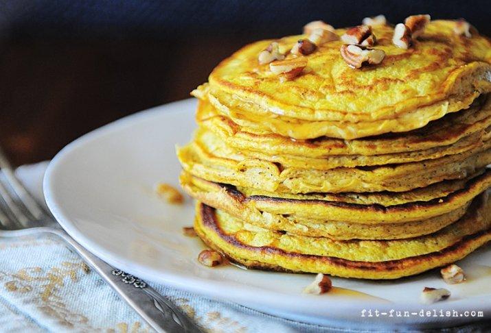 Healthy Breakfast Ideas: 17 Healthy, Autumn-Inspired Recipes (Pumpkin ...