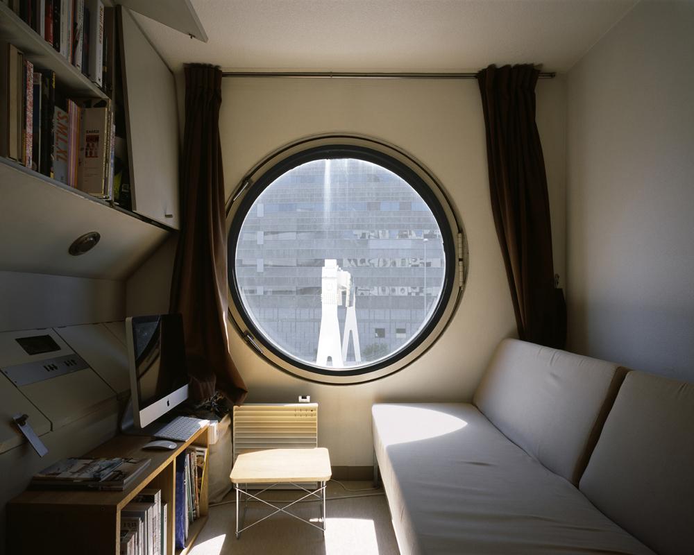 tokyo micro apartment