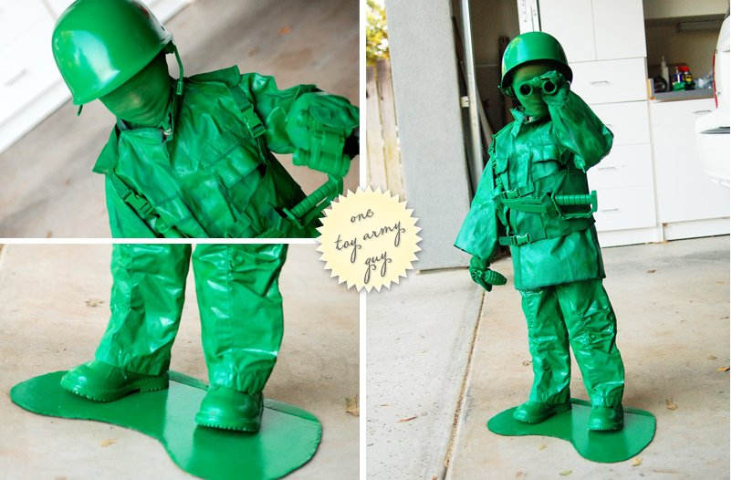 halloween costumes for kids 2013 40 trick or treaters who wouldnt dare go out as ghosts - Boys Army Halloween Costumes