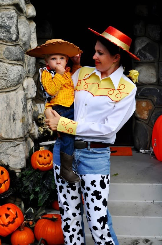 37 toy story - Halloween Costumes For Parents And Baby