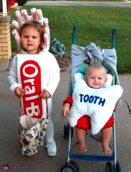 47 fun freaky and fantastic family halloween costumes - Baby And Family Halloween Costumes