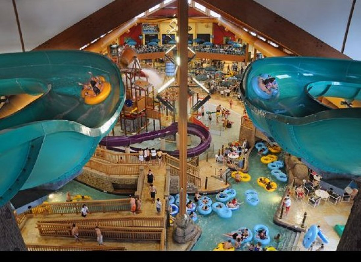 americas coolest indoor water parks