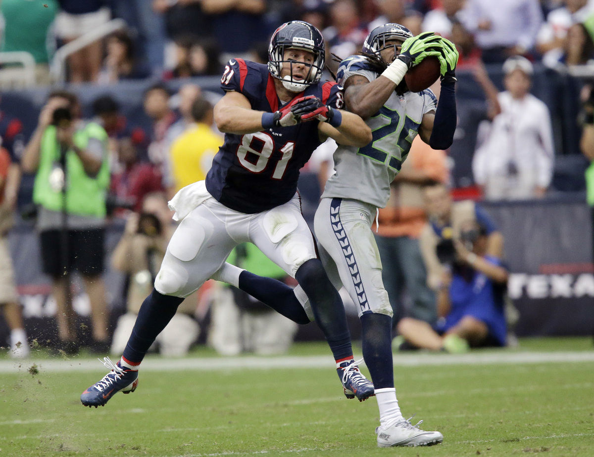 Top 10 NFL Cornerbacks 2013: Richard Sherman Is Better ...