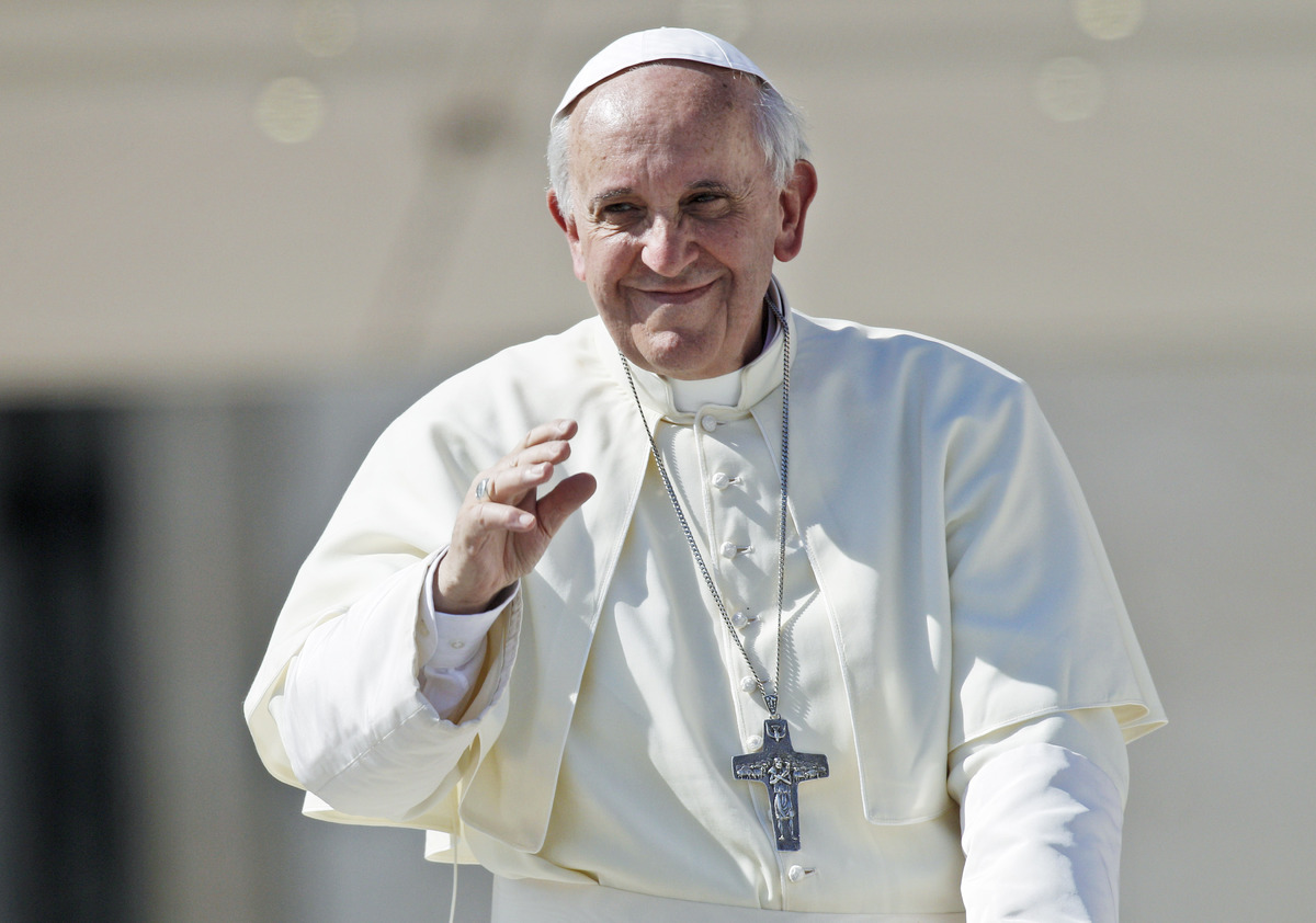 Pope Francis: 'Inside Every Christian Is A Jew' | HuffPost